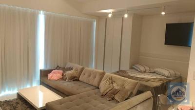 Apartamento Com 1 Dormitório Para Alugar, 48 M² Por R$ 2.900