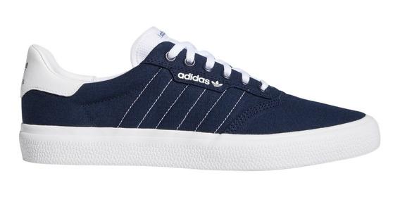 Zapatillas adidas 3mc Azu/bla Unisex