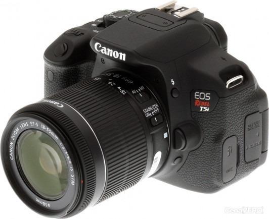 Canon T5i + Lente Efs18-55mm (pronta Entrega)