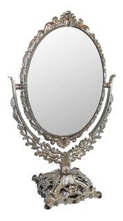Espejo De Mesa Tipo Vintage