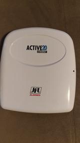 Tampa Central De Alarme Jfl Active 20 Ethernet