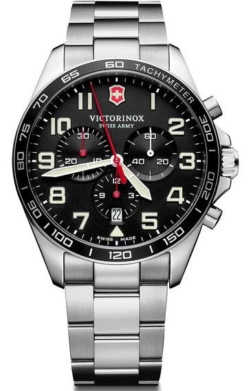 Reloj Victorinox Fieldforce Cronografo Oficial