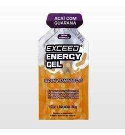 Exceed Energy Gel Cx10 Exceed Nutrition