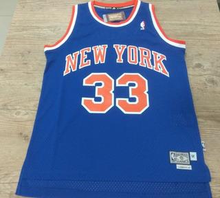 Nba Hardwood Classics Knicks #33 Ewing - Frete Grátis