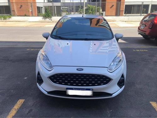 Ford Fiesta Kinetic Design 1.6 Se 2018 Modelo Nuevo