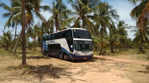 Imagem 1 de 2 de Scania Busscar Panorâmico