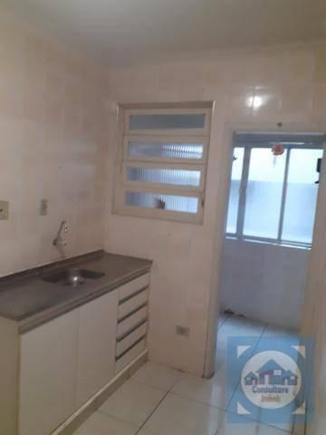 Apartamento Com 1 Dormitório À Venda, 50 M² Por R$ 159.000,00 - Centro - São Vicente/sp - Ap5312
