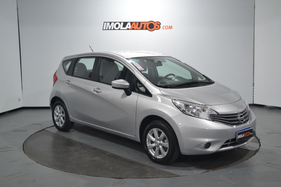 Nissan Note 1.6 Sense Pure Drive M/t 2017 - Imolaautos