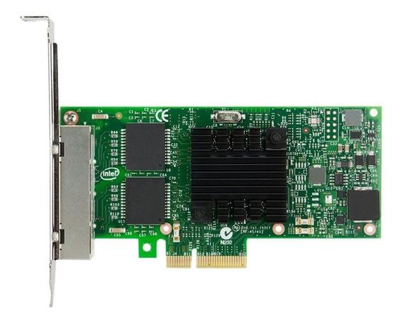 Placa De Red Lenovo 4 Port 1gb Rj45 Pcie
