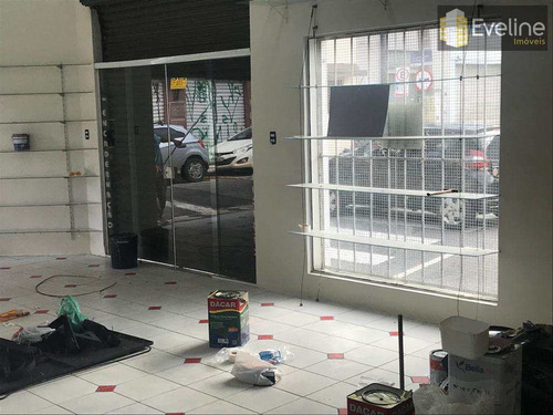 Imagem 1 de 8 de Salão, Centro, Mogi Das Cruzes, Cod: 2079 - A2079