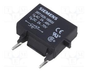Limitador De Sobretensão Siemens 3rt1926-1bb00 Kit 6 Pçs