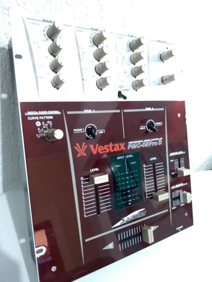 Mixer Vestax Samurai Pmc -05 Pro D. Vai Com Case