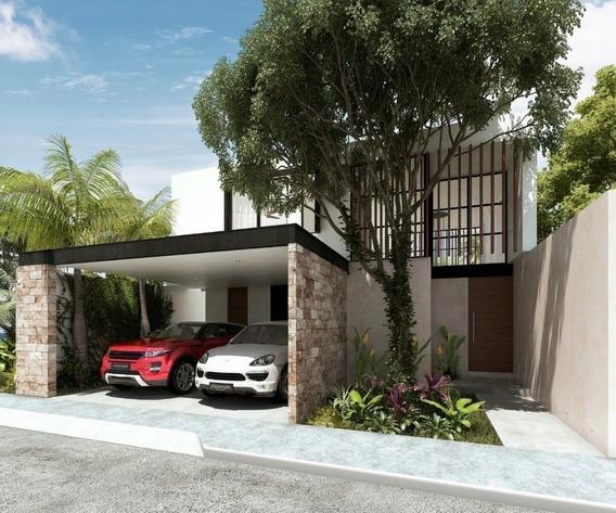 Estrena Residencia En Sodzil Norte, Cerca De Vía Montejo Y Torre Black.