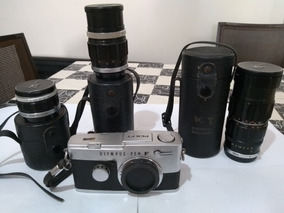 Camera Olympus Pen Ft Com 03 Lentes