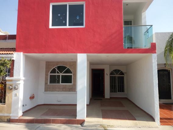 Casa En Renta En Punta Valdepeñas, Zapopan