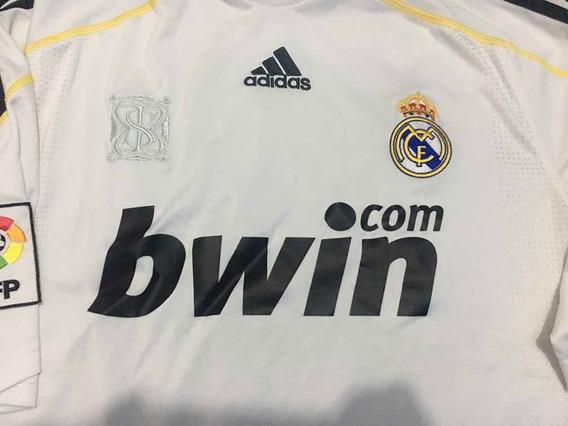 Camiseta Real Madrid 2009 - Talle L