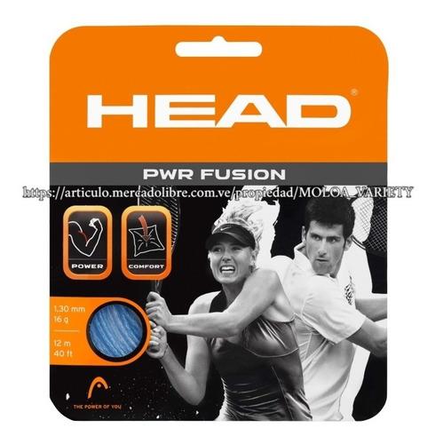 Cuerda De Tenis Head Pwr Fusion
