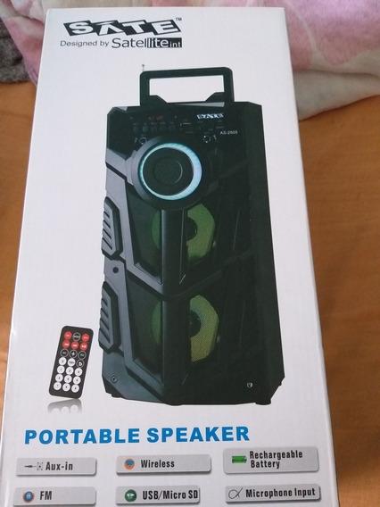 Caixa De Som Mp3 Bluetooth