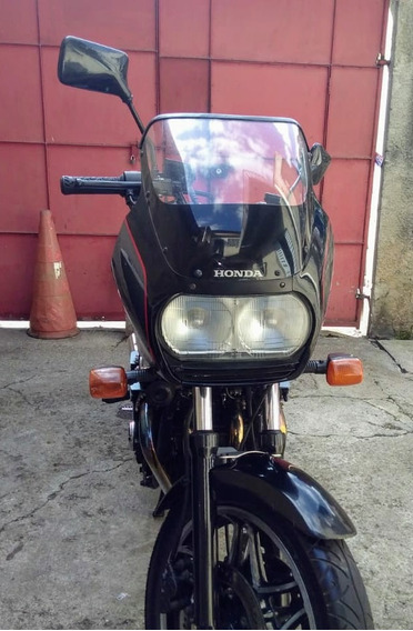 Honda Cbx Magia Negra 1988