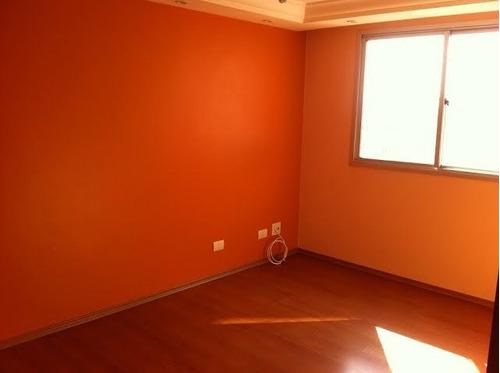 Imagem 1 de 4 de Apartamento Para Venda, 2 Dormitório(s) - 7479