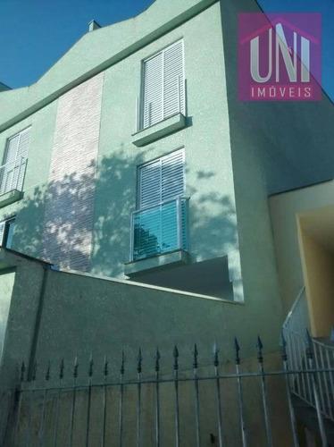 Imagem 1 de 8 de Apartamento Residencial À Venda, Vila Valparaíso, Santo André. - Ap1392