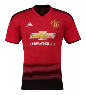 Camisa Fc Manchester United Oficial - Temporada 2018/2019