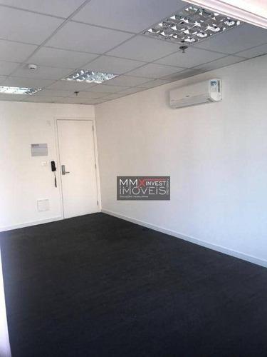 Imagem 1 de 8 de Sala À Venda, 42 M² Por R$ 300.000,00 - Santa Terezinha - São Paulo/sp - Sa0078
