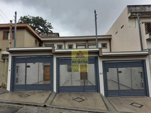 Imagem 1 de 1 de Sobrado Com 2 Dormitórios À Venda, 90 M² Por R$ 480.000,00 - Vila Renato (zona Norte) - São Paulo/sp - So3118