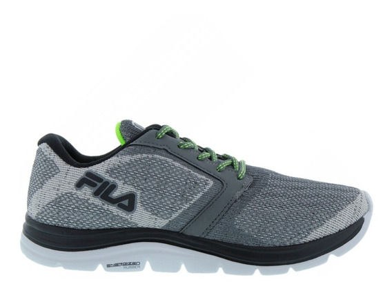 Zapatillas Fila Twisting 2.0 Running Originales Gris