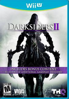 Darksiders Ii - Wiiu