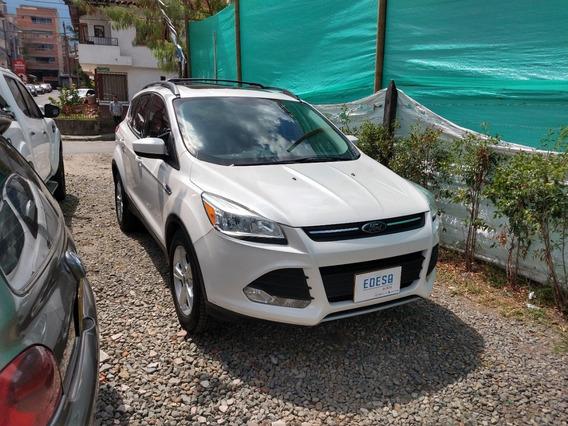 Ford Escape Se 4x4 Aut 2014