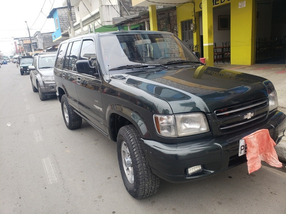 Chevrolet Trooper 4 X 4