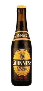 Cerveza Guinnes Special Export Porron 330 Pack X 24