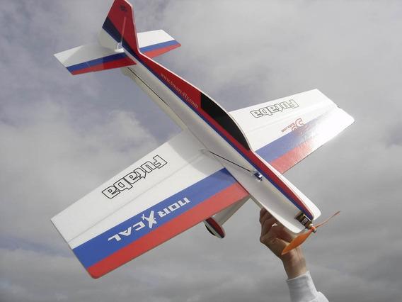 Kit Avião Aeromodelo Extra330 3d Shock Flyer Depron Gicólor