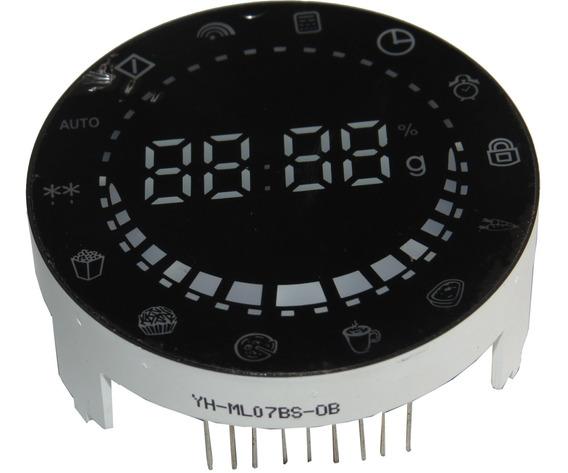 Display Microondas Philco Pme31 / Yh-ml07bs-0b