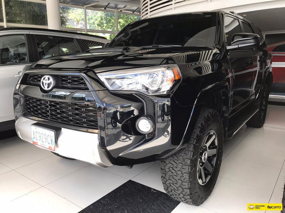 Toyota 4runner Trd Off The Road Blindada