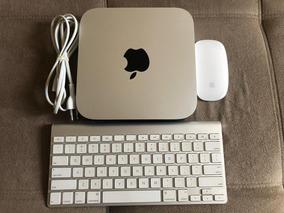 Macmini 2.3ghz 10gb Ram + Mouse Apple + Teclado Apple Sem Fi