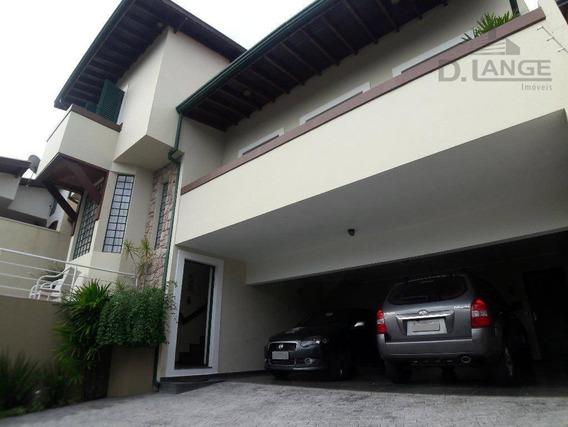 Casa À Venda, 310 M² Por R$ 1.830.000,00 - Jardim Nossa Senhora Auxiliadora - Campinas/sp - Ca11671