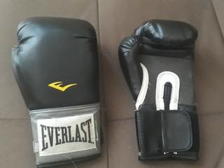 Luva De Boxe - Everlast + Bandagens