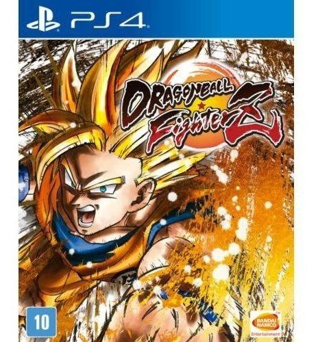 Jogo Dragon Ball Fighter Z - Playstation 4 - Mídia Física
