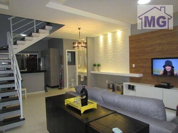 Casa Com 2 Dormitórios À Venda, 100 M² Por R$ 315.000 - Vale Das Palmeiras - Macaé/rj - Ca0338