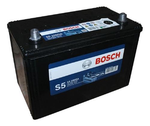 Imagen 1 de 4 de Bateria Bosch S5 100d 12x100 Toyota Hilux Cambio A Capital