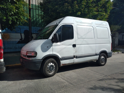 Renault Master 2.5 Dci Chasis P/con 2006