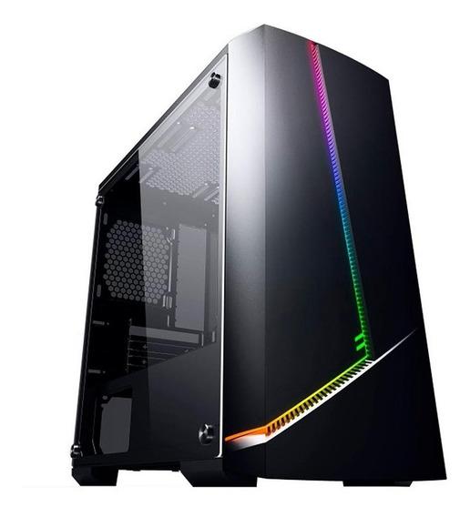 Pc Gamer Cpu I5 3470 + 8gb Ddr3 + Hd 1tb + Gtx 1050ti 4gb