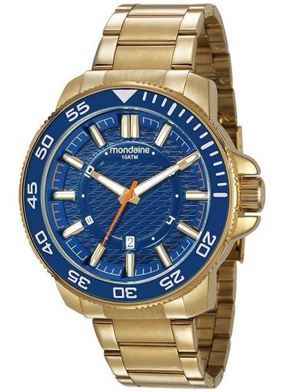 Relógio Mondaine Masculino 53644gpmvds1