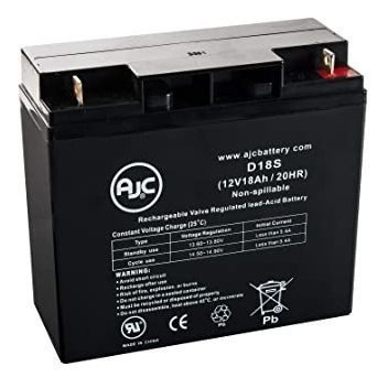 Batería Para Silla De Ruedas Invacare Lynx Sx-3 Atm Take Al