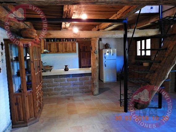Casa De Campo A La Venta En Residencial Campestre Colonia Agronómica, Jesús María, Aguascalientes.