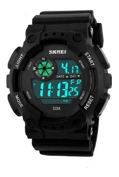 Relógio Masculino Skmei Digital Esportivo - Preto