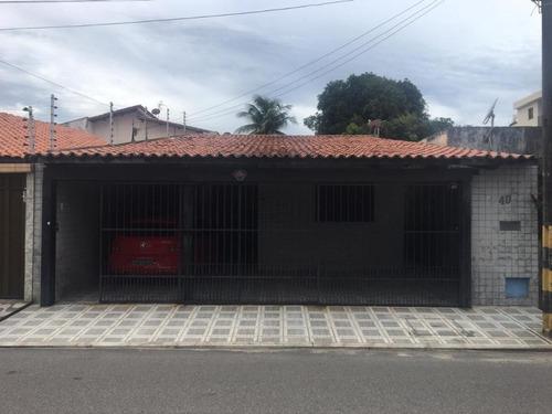 Imagem 1 de 14 de Casa Com 3 Dormitórios À Venda, 297 M² Por R$ 469.000 - Parquelândia - Fortaleza/ce - Ca0288