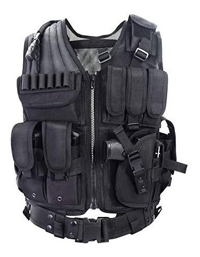 Yakeda Tactical Vest Outdoor Ultra-light Breathable